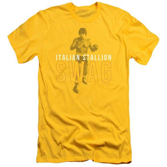 Rocky Stallion Swag Short Sleeve Adult T-Shirt