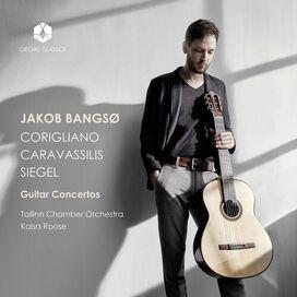 Caravassilis/ Bangso/ Roose - Guitar Concertos