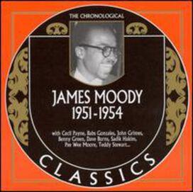 James Moody - 1951-54