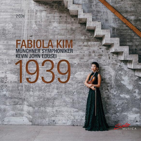 Bartok/ Kim/ Edusei - 1939