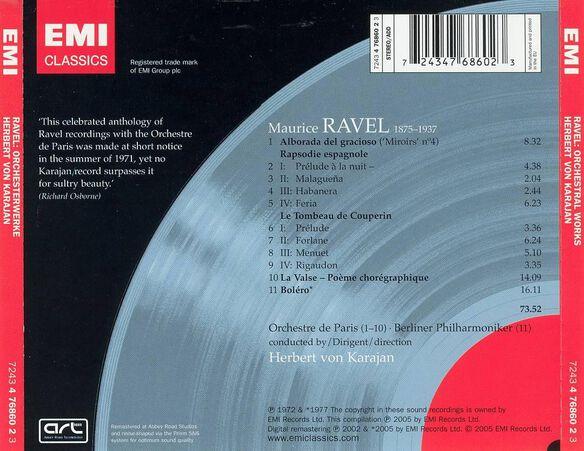 Ravel:Orchestral Music