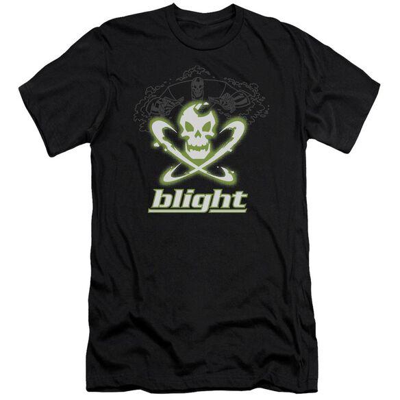 Batman Beyond Blight Short Sleeve Adult T-Shirt