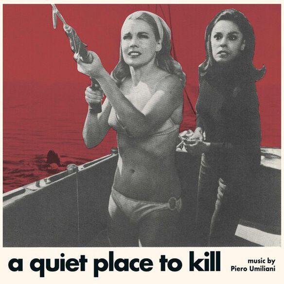 Piero Umiliani - A Quiet Place to Kill (Paranoia) (Original Soundtrack) [10-Inch Vinyl]