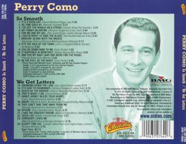 Perry Como - So Smooth/We Get Letters