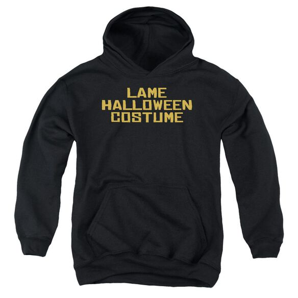 Lame Halloween Costume Youth Pull Over Hoodie