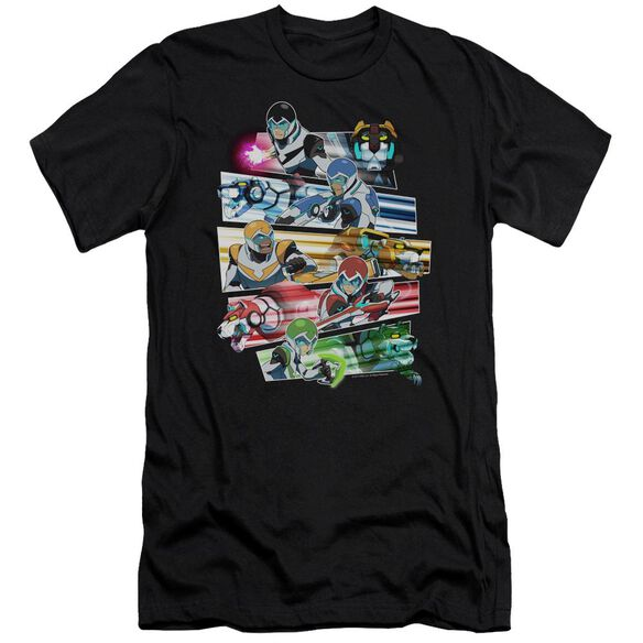 Voltron Paladins Strike Hbo Short Sleeve Adult T-Shirt