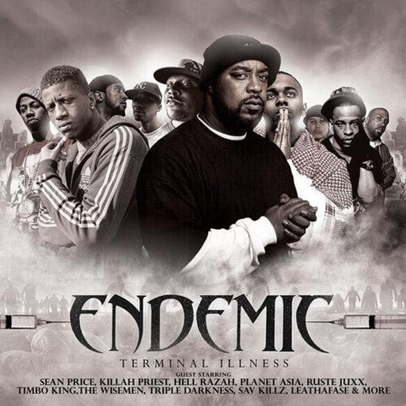 Endemic Emerald - Terminal Illness
