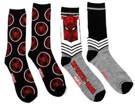 Spider-Man Socks [2-pack]