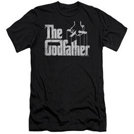 Godfather Logo Short Sleeve Adult T-Shirt