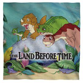 Land Before Time Littlefoot And Friends Bandana White