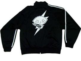 Family Guy Stewie Bolt Track Jacket