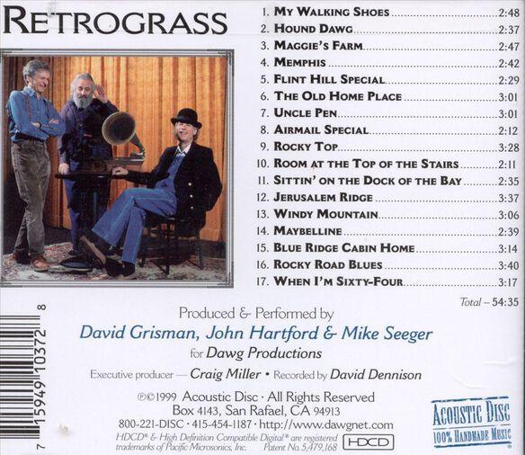 Retrograss 999