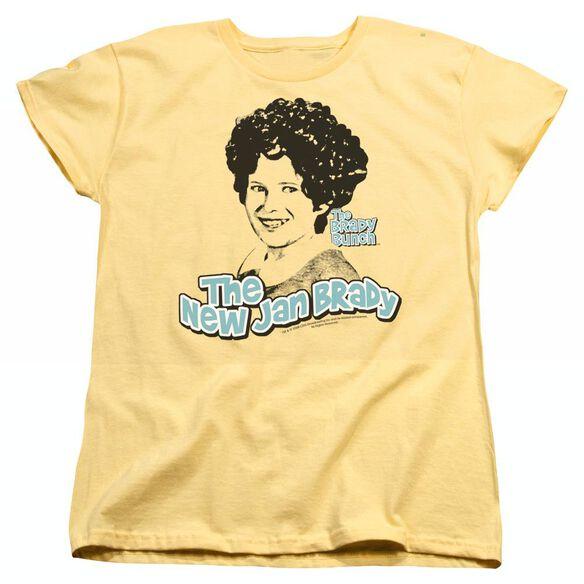 BRADY BUNCH THE REAL JAN BRADY-S/S T-Shirt