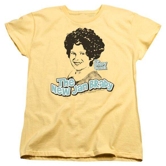Brady Bunch The Real Jan Brady Short Sleeve Womens Tee T-Shirt