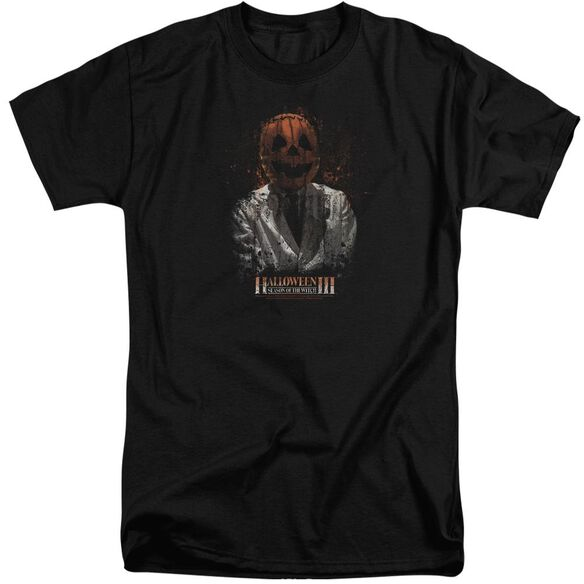 Halloween Iii H3 Scientist Short Sleeve Adult Tall T-Shirt