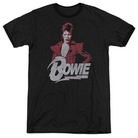 David Bowie Diamond David Adult Ringer