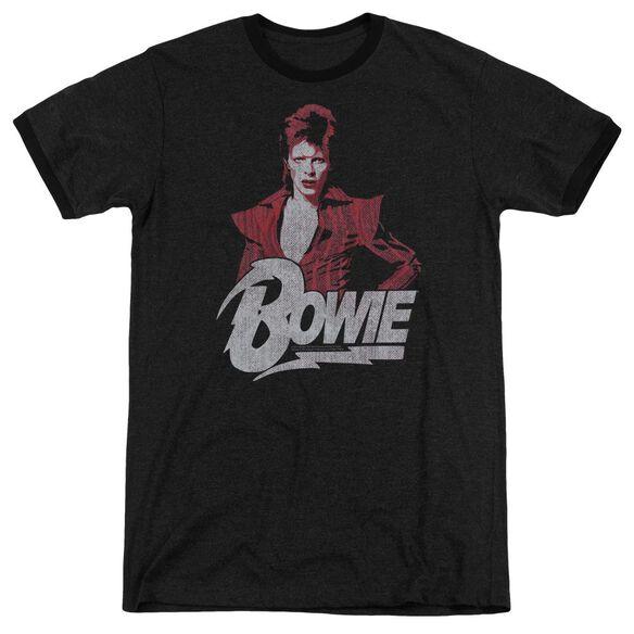 David Bowie Diamond David Adult Ringer