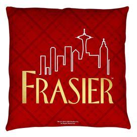 Frasier Logo Throw