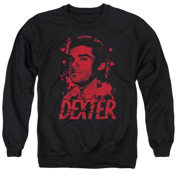 Dexter Born In Blood Adult Crewneck Sweatshirt
