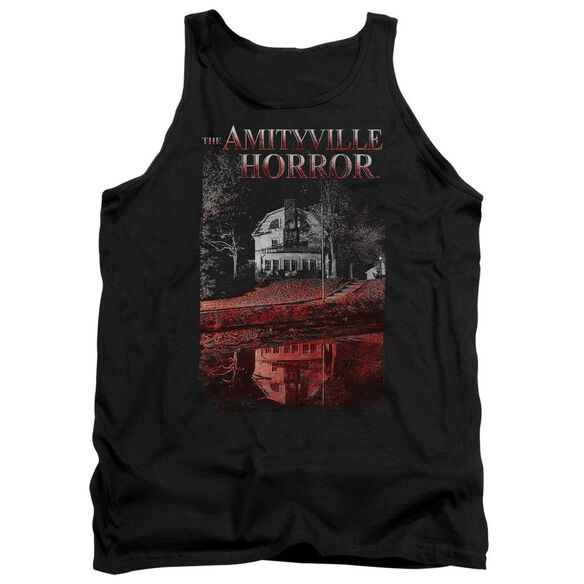 Amityville Horror Cold Blood Adult Tank