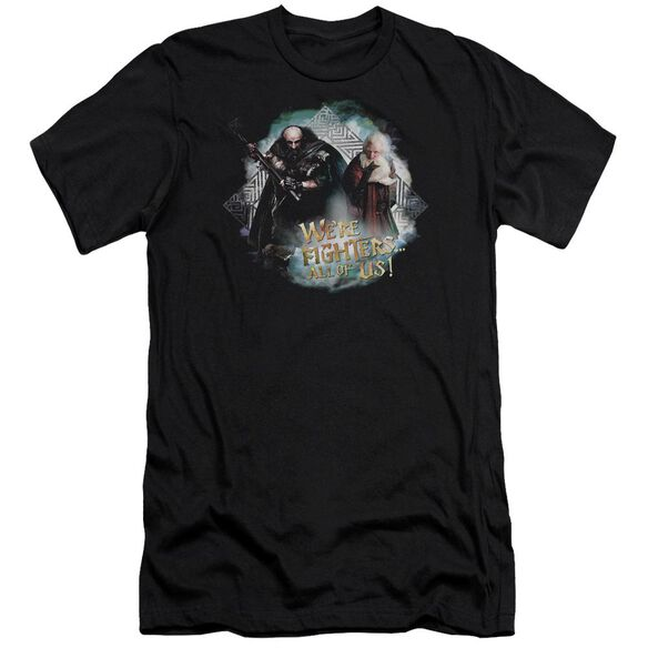 The Hobbit We're Fighers Short Sleeve Adult T-Shirt
