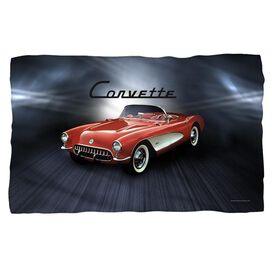 Chevrolet Corvette Shine Fleece Blanket
