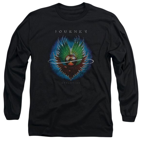 Journey Evolution Long Sleeve Adult T-Shirt