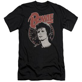 David Bowie Space Oddity Hbo Short Sleeve Adult T-Shirt