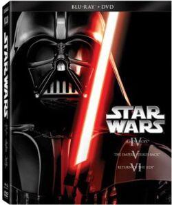 Image of Star Wars Trilogy: Episodes IV - VI