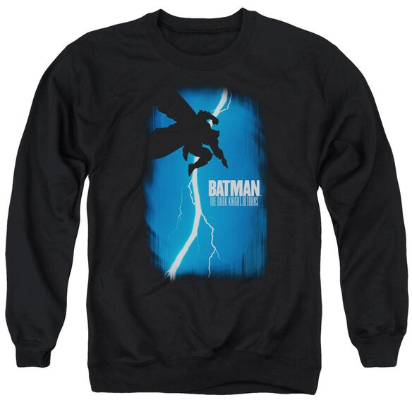 Batman Dkr Cover Adult Crewneck Sweatshirt