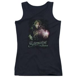 Lor Samwise The Brave Juniors Tank Top
