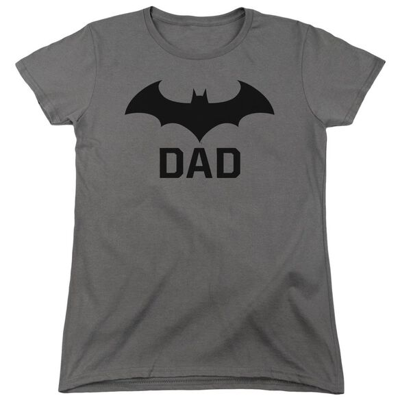 Batman Hush Dad Short Sleeve Womens Tee T-Shirt