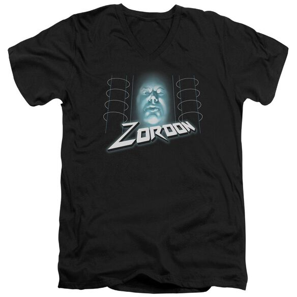 Power Rangers Zordon Short Sleeve Adult V Neck T-Shirt