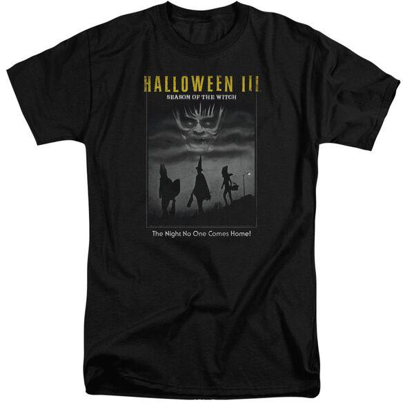 Halloween Iii Kids Poster Short Sleeve Adult Tall T-Shirt