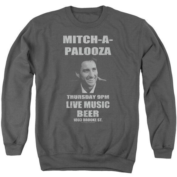 Old School Mitchapalooza Adult Crewneck Sweatshirt