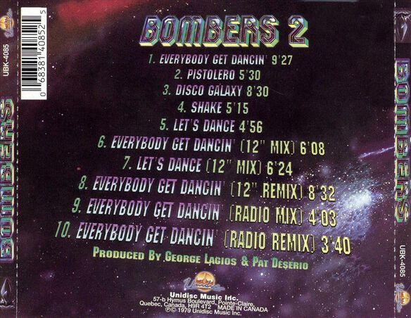 Bombers 2 (Can)
