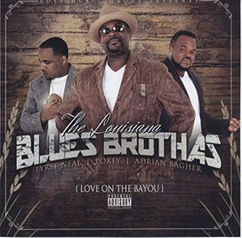 Louisana Blues Brothas - Love on the Bayou