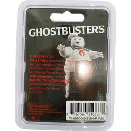 Ghostbusters Flash Drive Keychain