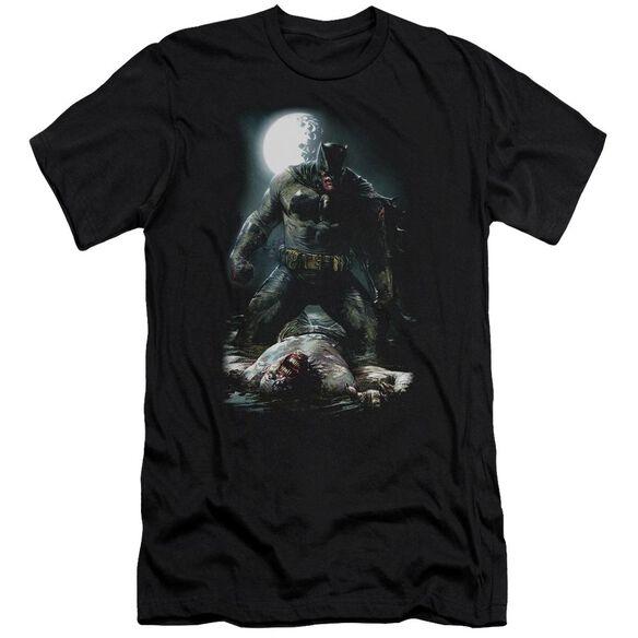 Batman Mudhole Short Sleeve Adult T-Shirt
