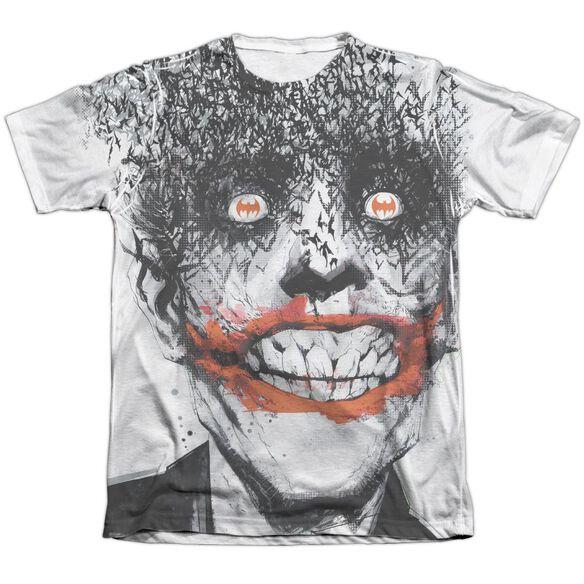 Batman Bats On The Brain Adult Poly Cotton Short Sleeve Tee T-Shirt