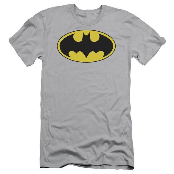 Dc Batman Logo Short Sleeve Adult T-Shirt