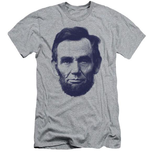 Abe Short Sleeve Adult Athletic T-Shirt