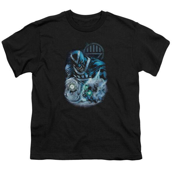GREEN LANTERN BLACKHAND - S/S YOUTH 18/1 - BLACK T-Shirt