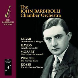 Elgar/ Haydn/ John Barbirolli - Elgar: Introduction & Allegro / Haydn: Symphony 4