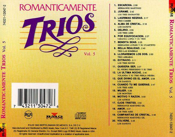 Romanticamente Trios V5