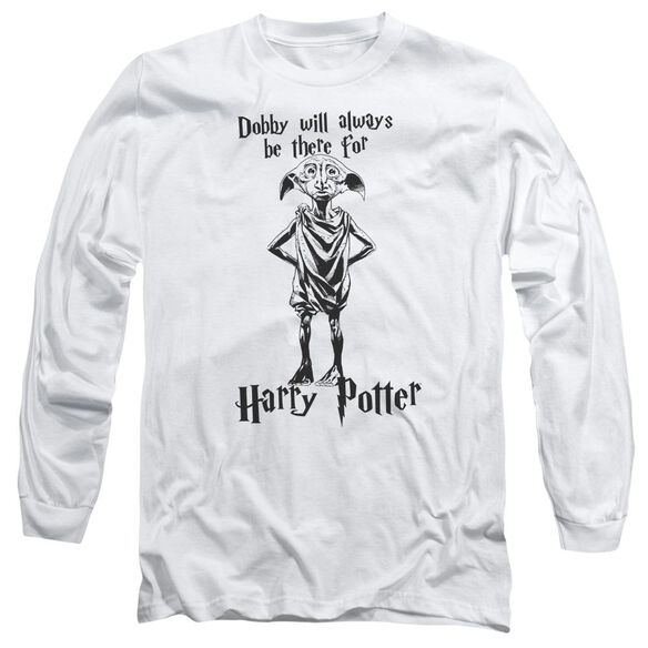 Harry Potter Always Be There Long Sleeve Adult T-Shirt