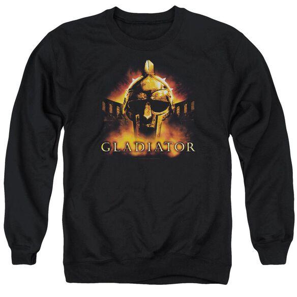 Gladiator My Name Is Adult Crewneck Sweatshirt