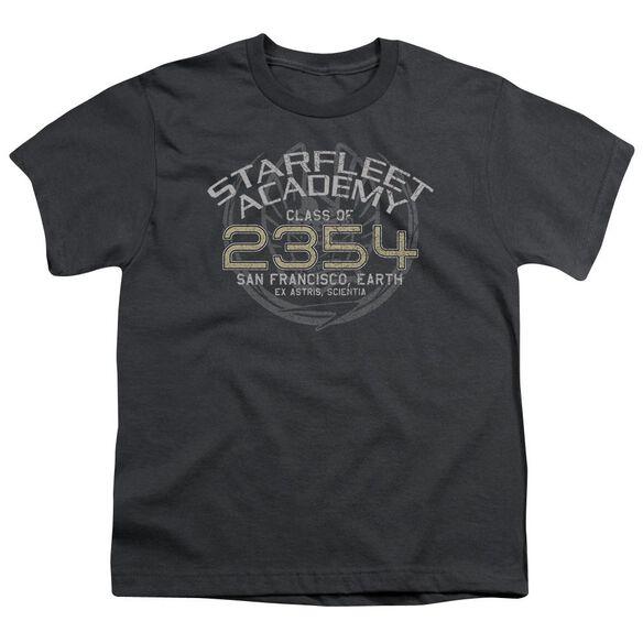 Star Trek Sisko Graduation Short Sleeve Youth T-Shirt