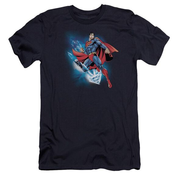 Superman Crystallize Premuim Canvas Adult Slim Fit