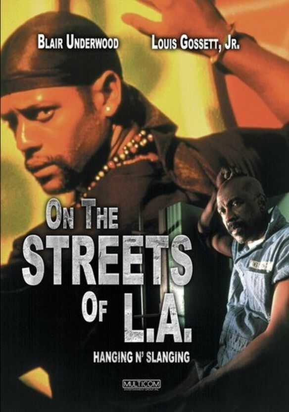 On the Streets of L.A. (aka Father & Son: Dangerous Relations)